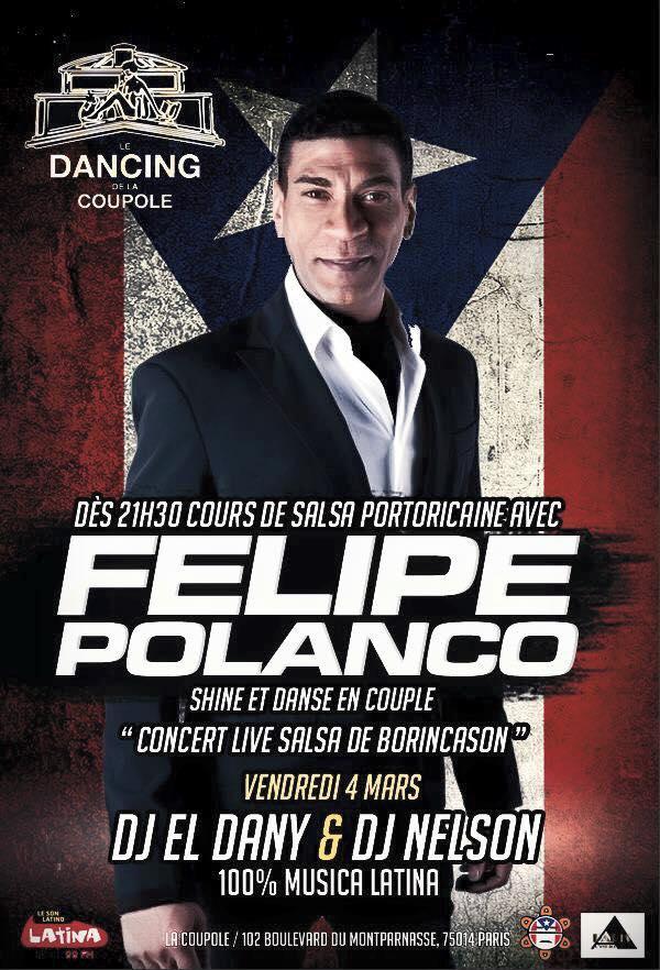 Cours de Felipe Polanco à la Coupole