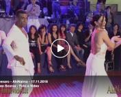 Felipe Polanco & Denise Denaro Ahinaima Italie 17 11 2018