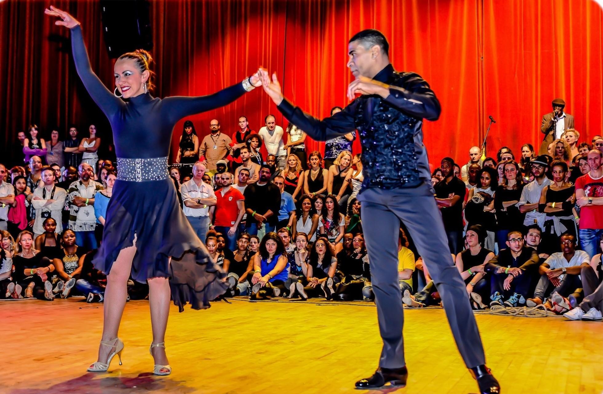 Salsa Portoricaine en couple : stage à Paris au Carreau du Temple le samedi 9 février 2019 à 20h.