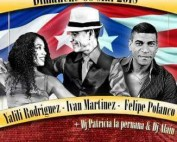 Fiesta Cuba & Puerto-Rico dimanche 6 mai au Diablito Latino